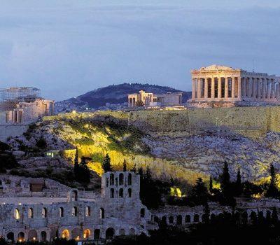 Acropolis Plaka Thisseio Monastiraki
